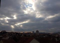 Ciel du matin