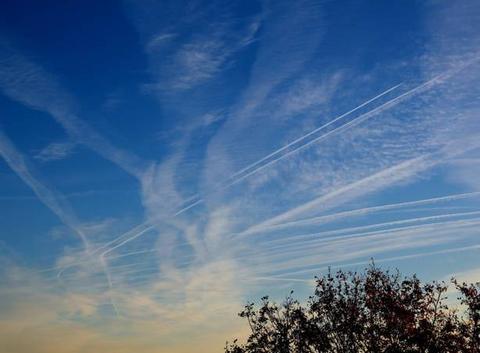 Ciel des Pyrénées Dimanche matin du 11 Décembre 2016