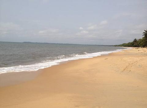 Playa Gabon