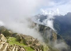 Faune/Flore Cuzco La citée perdue du machu picchu dans les nuages
