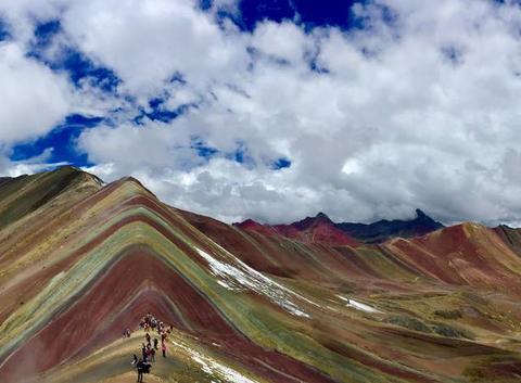 Les montagnes colorées - Pérou
