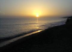 Climat Alger Le lever du soleil