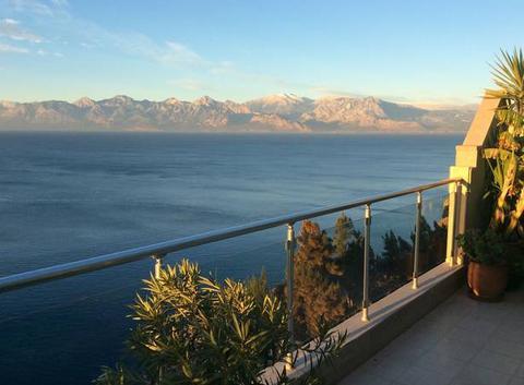 Antalya ce matin