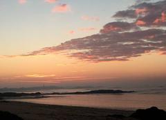 Après le coucher du soleil St Malo