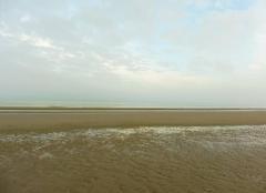Mer du Nord-Plage de Dunkerque-Leffrinckoucke - 22/12 matin