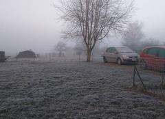 Brouillard + gel