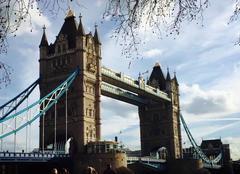 Ciel Londres Ciel nuageux à Londres
