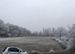 Froid Mayenne 53100 31 décembre 2016