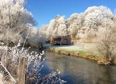 Froid Frenois 21120 La vallée de l'Ignon en Bourgogne