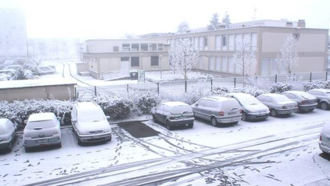 Reporters - Angers 49000 - Neige