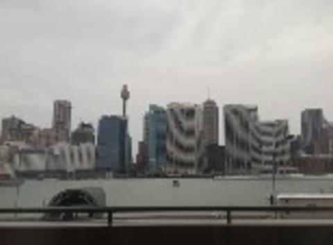 Sydney port de darling harbour