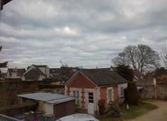 Nuages Ouistreham 14150 Changement tempe