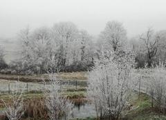 Un premier jour blanc
