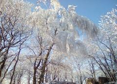L'hiver est enfin la
