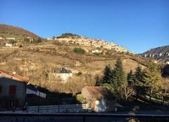 Compeyre vue d'Aguessac
