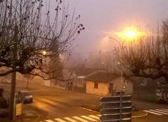 Brouillard givrand