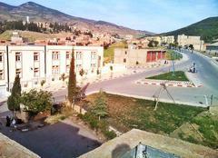 Prévision saisonnière Bordj El Emir Abdelkader غرب تازة