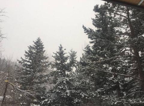Tempête de neige Colorado