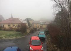 Brouillard Chalandry-Elaire 08160 Drole de temps .