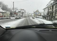 Ca neige!!