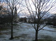 Pellicule de neige à Quézac (15)