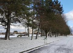 Froid Longwy 54400 Retour de la neige