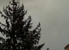 L orage  arrive