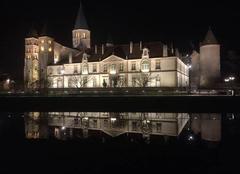 Insolite Paray-le-Monial 71600 Reflet d hiver