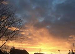 Ciel Argent-sur-Sauldre 18410 Ciel de giboulées