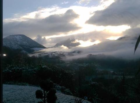 Neige Pyrénées