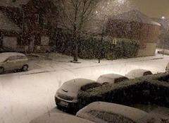 Chutes de neiges