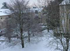 Ce matin à Bourg-en-Bresse