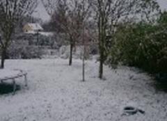 Neige Vendegies-sur-Ecaillon 59213 Vallée de l'ecaillon