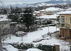 Matin neigeux au Tupinier