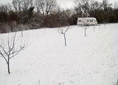 Avant le froid la neige !