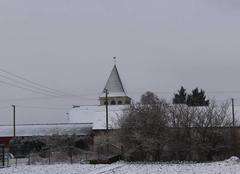 Neige Grandlup-et-Fay 02350 Première neige sur Grandlup et Fay