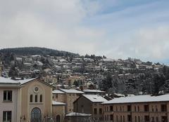 Neige à Tarare