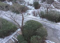 Neige dans le Var