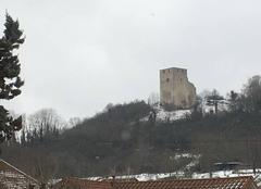 La tour de st Denis en BUGEY