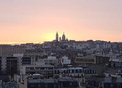 Montmartre au réveil