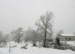 Neige Lassur 09310 Enfin la neige