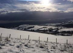 L'hiver à St Didier