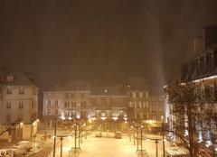 Neige à Rodez