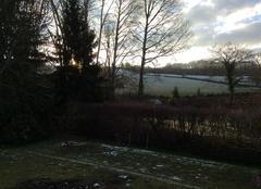 Ciel Sauvigny-le-Bois 89200 Un matin d'hiver