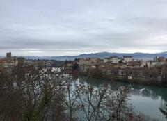 L'Isère ce matin