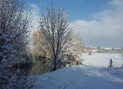 Neige Lemud 57580 Jour de neige