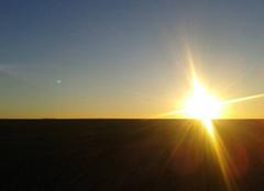 Ciel Coltainville 28300 Coucher soleil
