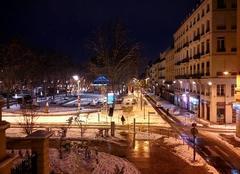 Neige Saint-Etienne 42000 Snow