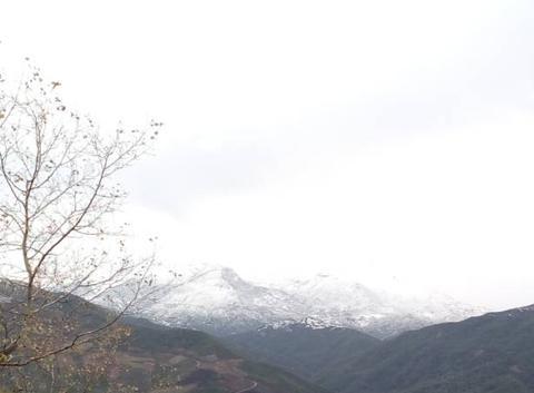 Les montagnes de la Commune de TOUDJA