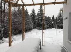 Neige Sofia Snowing in Sofia